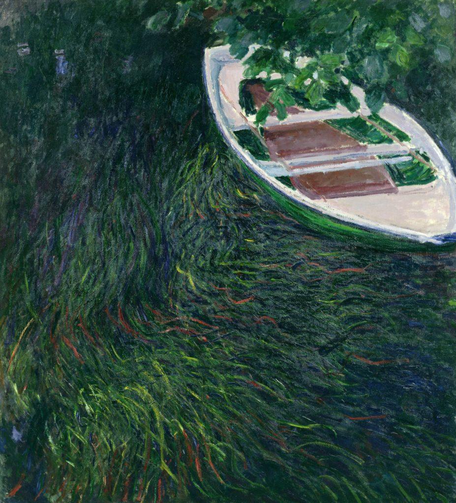 Claude Monet, La Barque, 1887