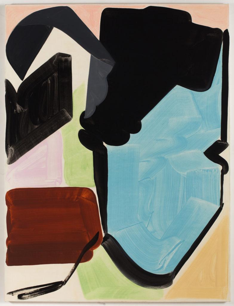 Patricia Treib, painting