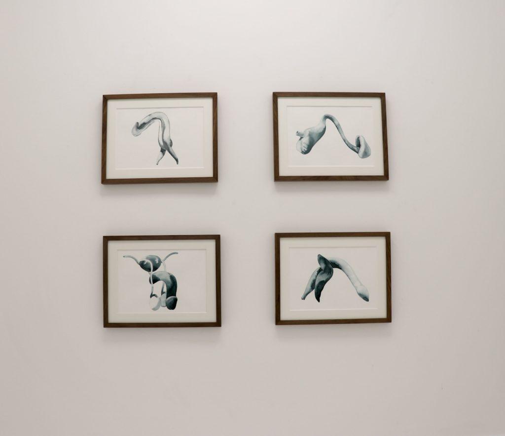 Galerie Poggi, Nikita Kadan The Day Of Blood