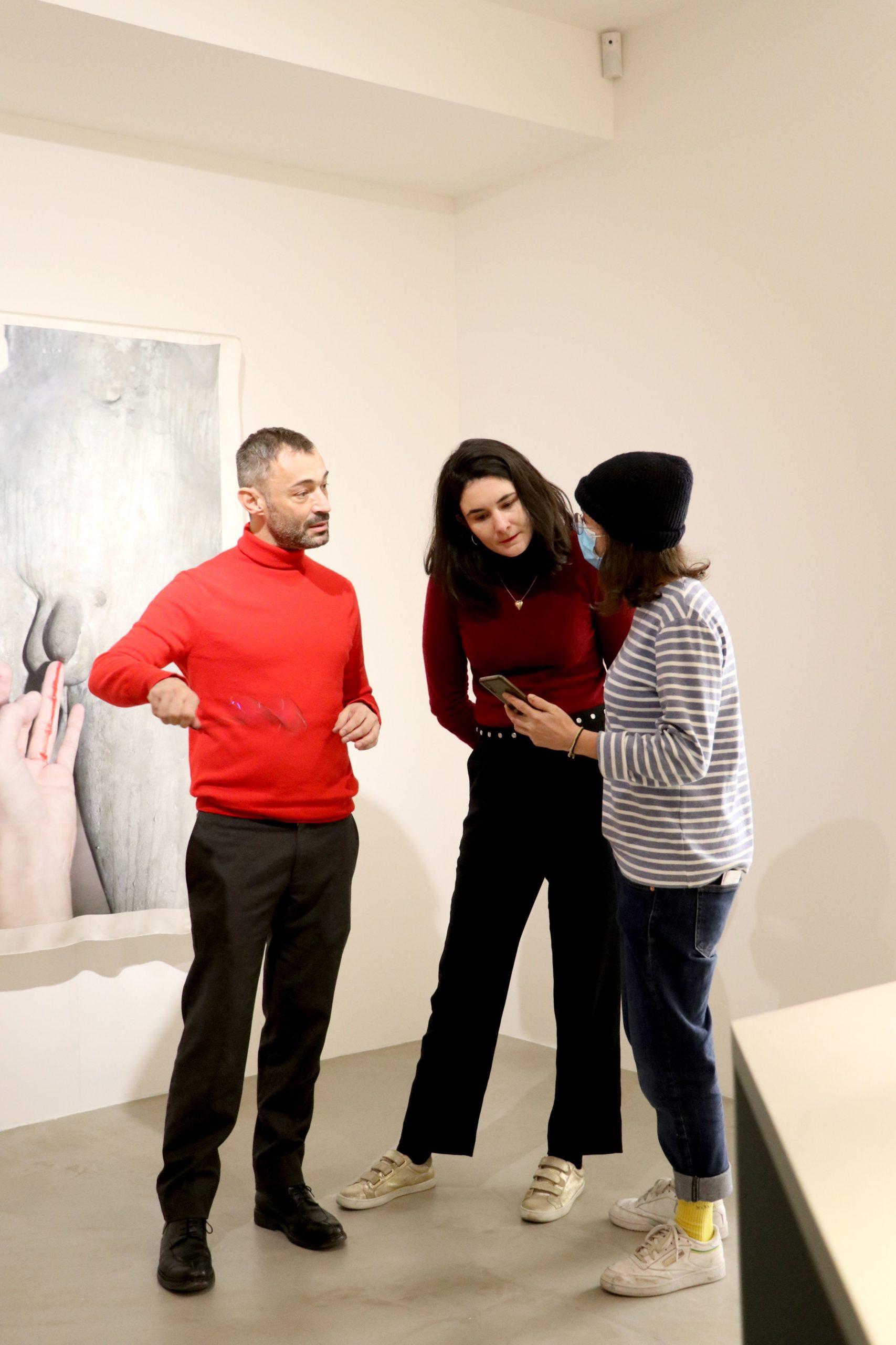 Galerie Poggi Nikita Kadan The Day Of Blood © CLAD / THE FARM