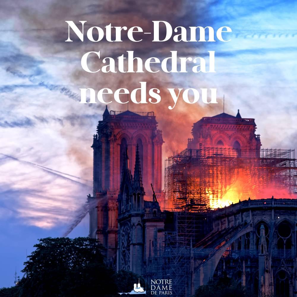 Visuel pour la Cathédrale Notre-Dame de Paris