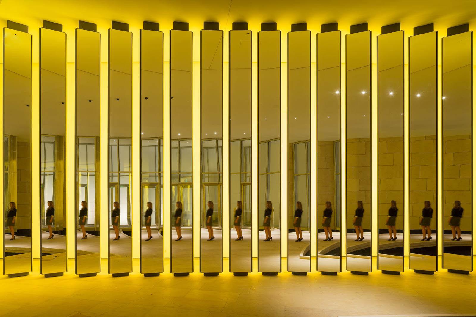 Atelier Emmanuel Barrois, Fondation Louis Vuitton, Olafur Eliasson 1