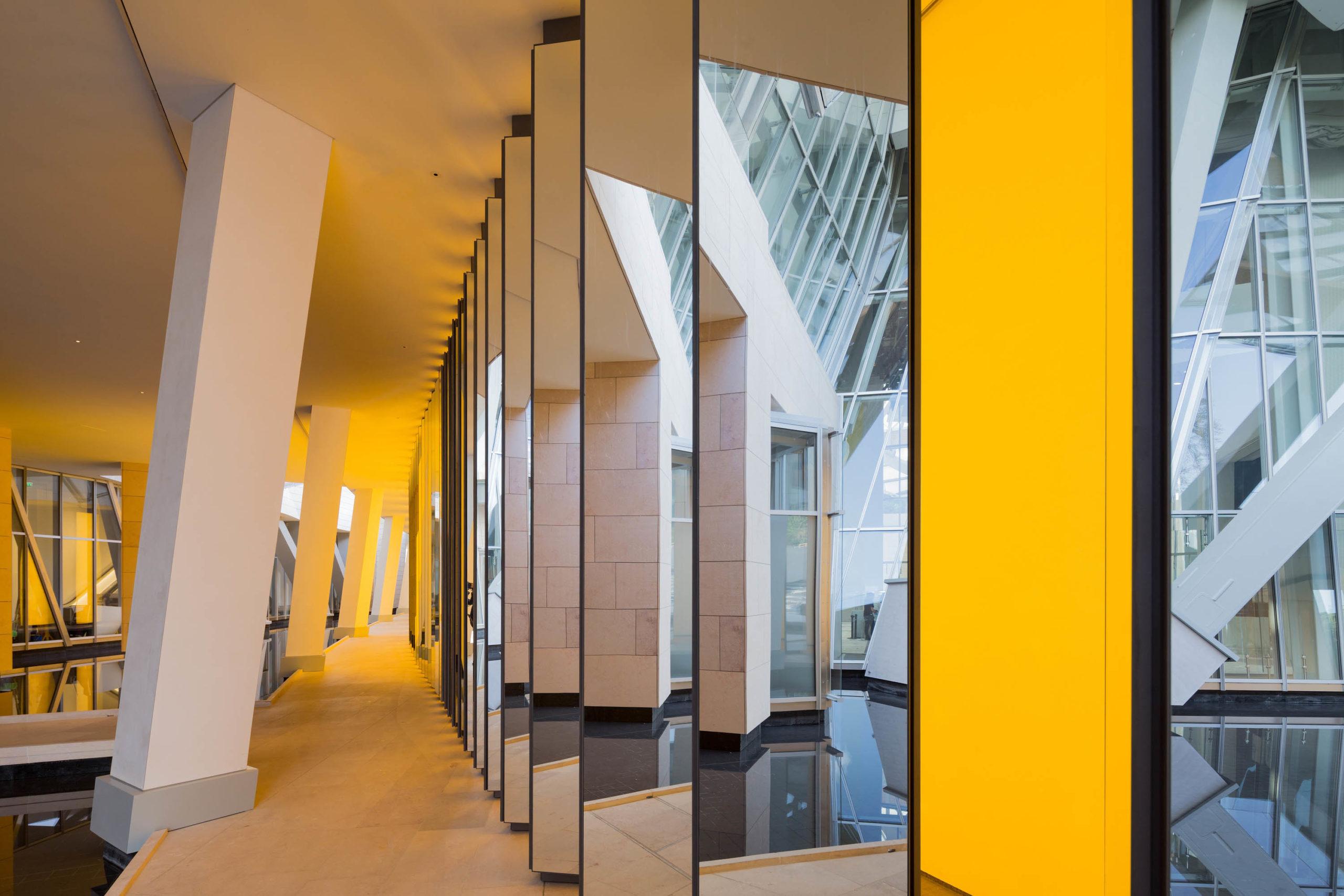 Atelier Emmanuel Barrois, Fondation Louis Vuitton, Olafur Eliasson 2