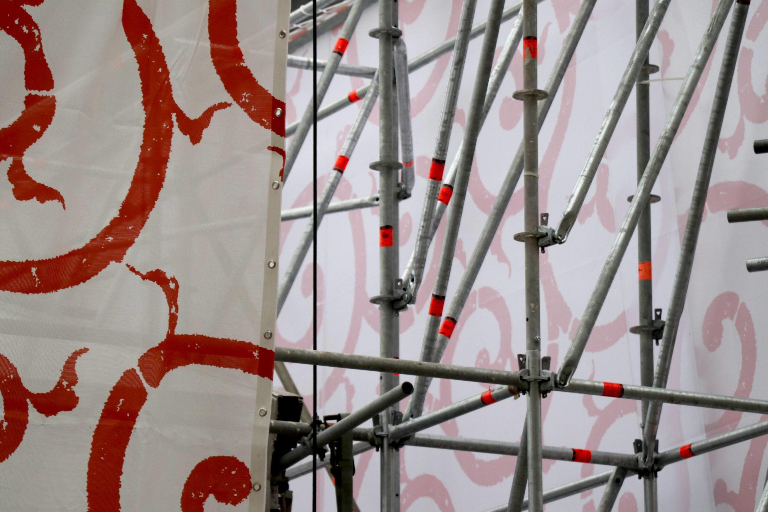 Atelier Tsuyoshi Tane Architects, Furoshiki Paris © CLAD / THE FARM