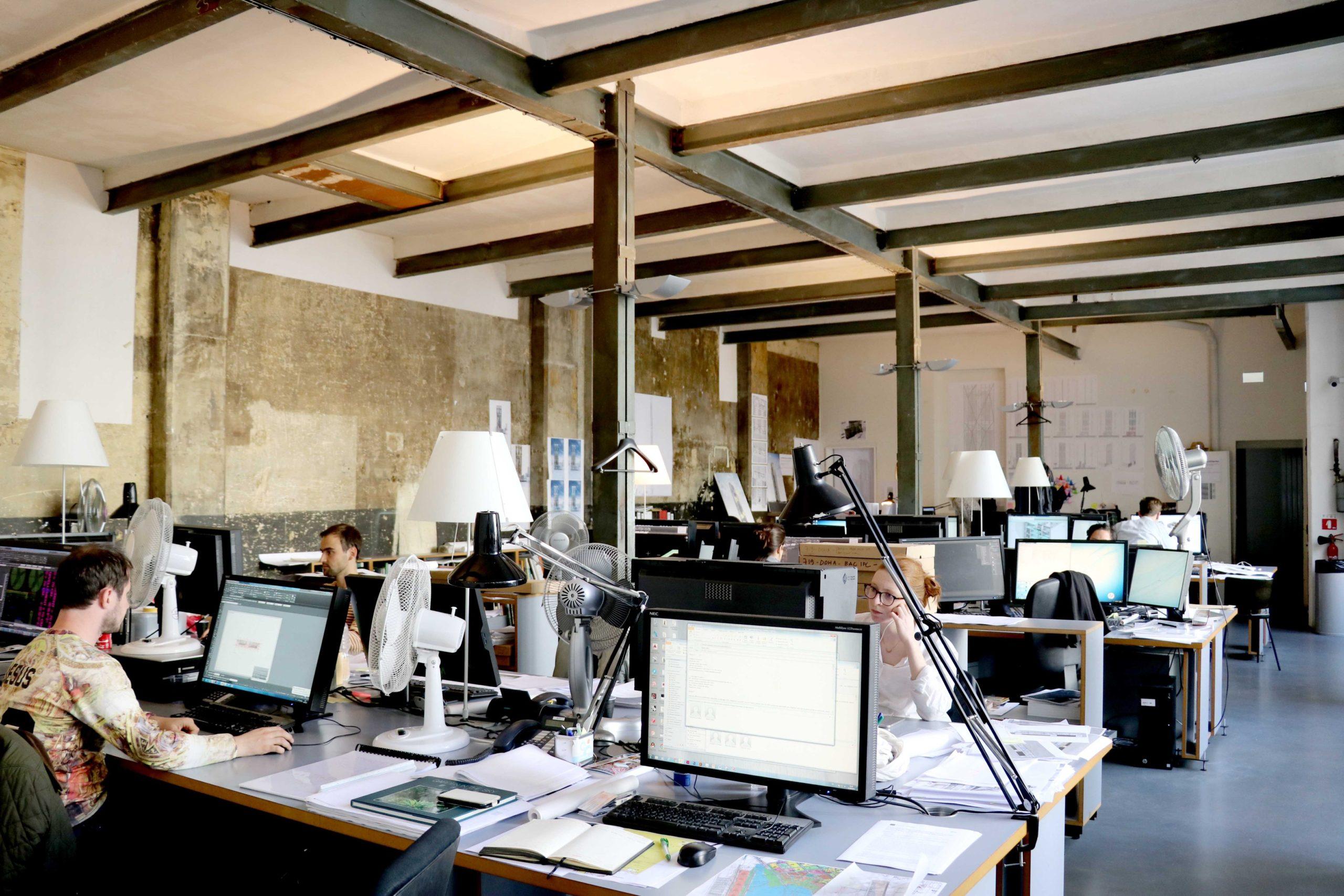 Ateliers Jean Nouvel agence THE FARM Paris 2