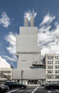 Le New Museum © Maciek Lulko