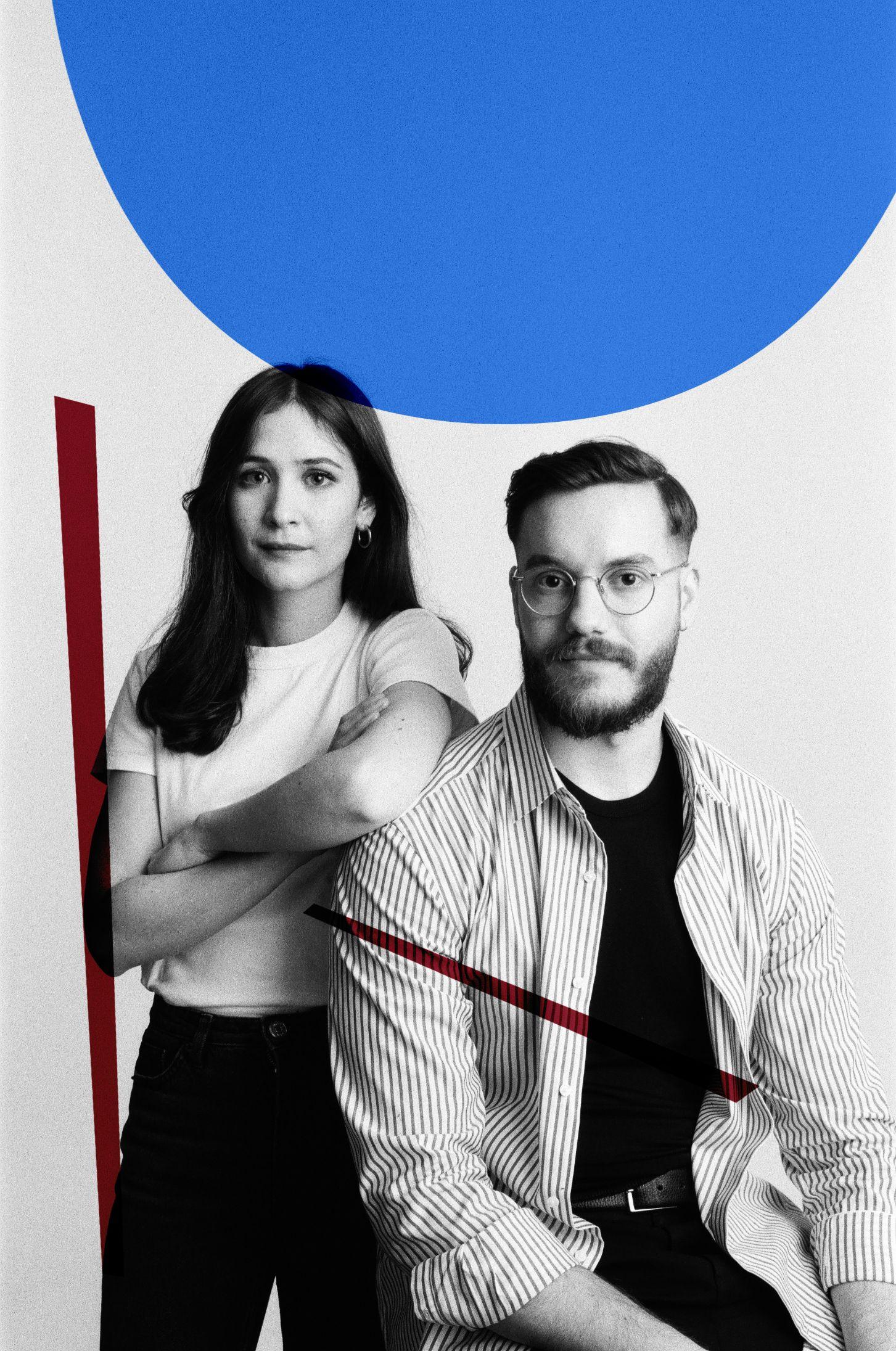 Camille Zonca et Cyril Quenet © Label Famille