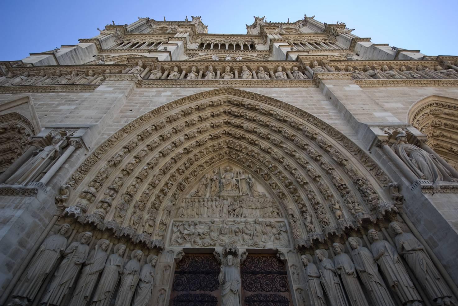 Cathedrale Notre-Dame de Paris © Djof 2