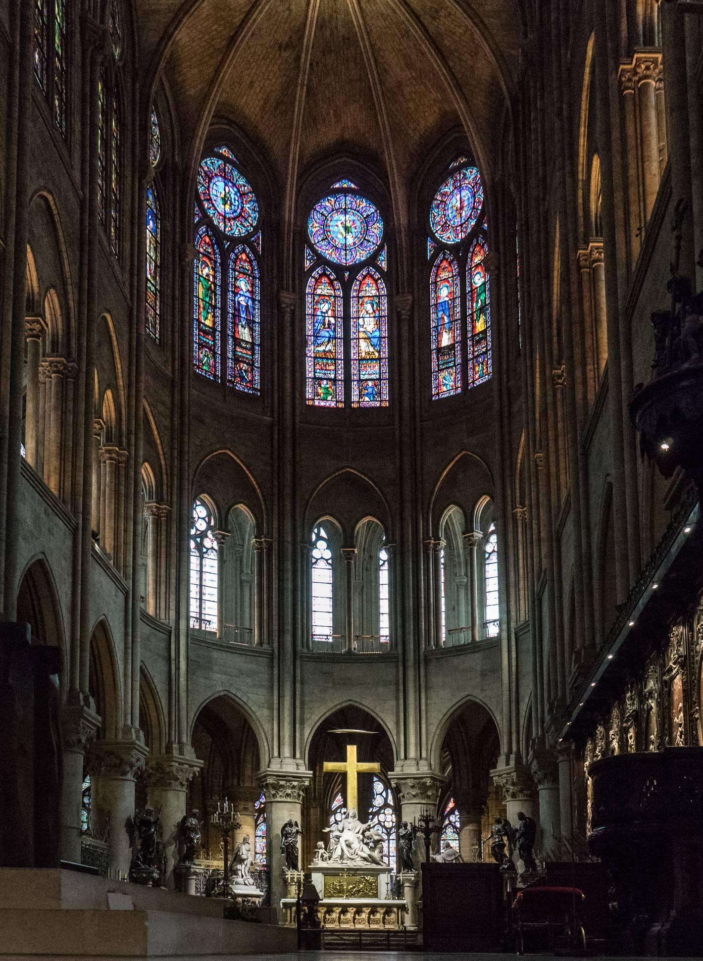 Cathedrale Notre-Dame de Paris © Gordon