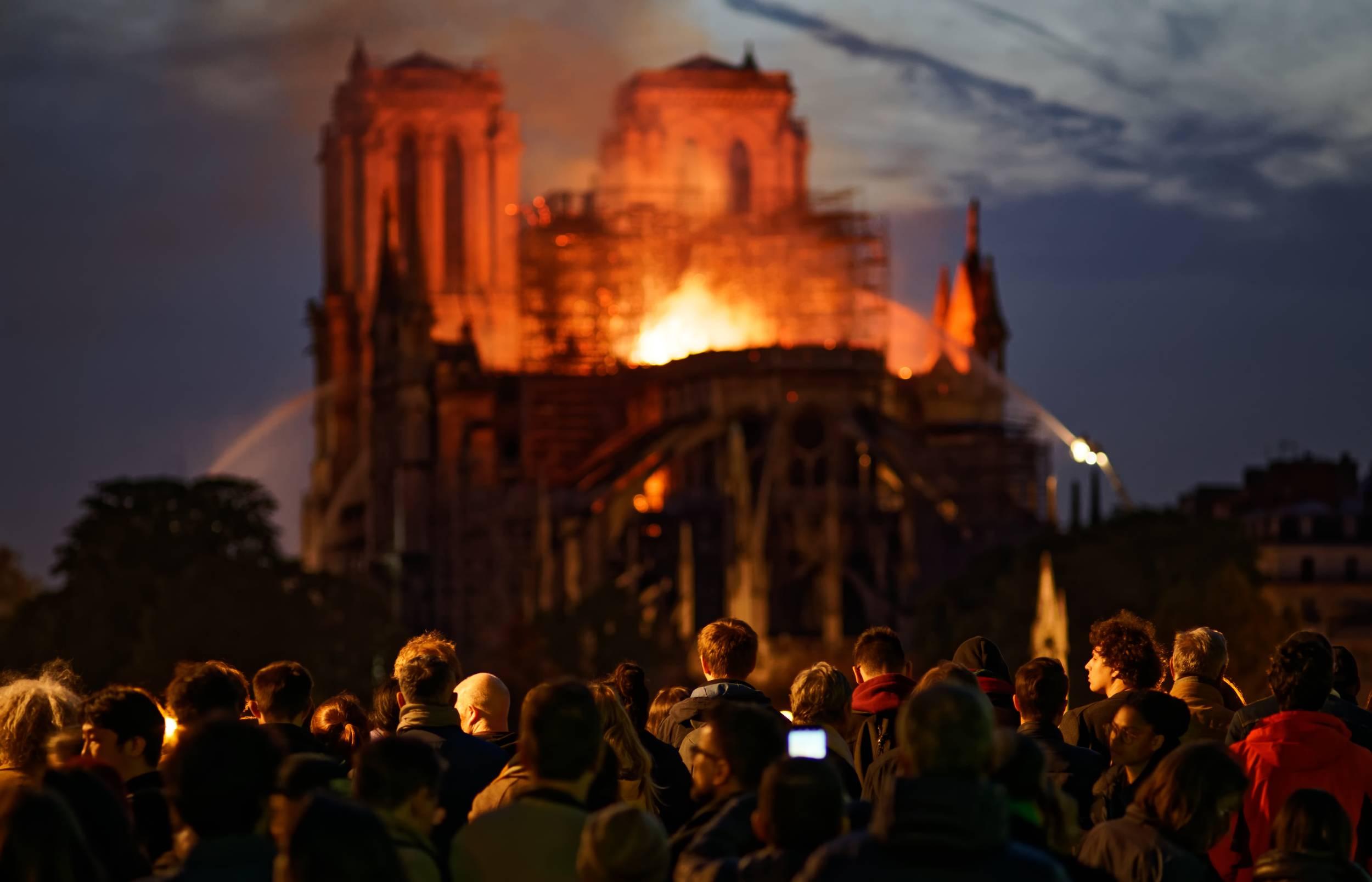 Cathedrale Notre-Dame de Paris © Olivier Mabelly 2