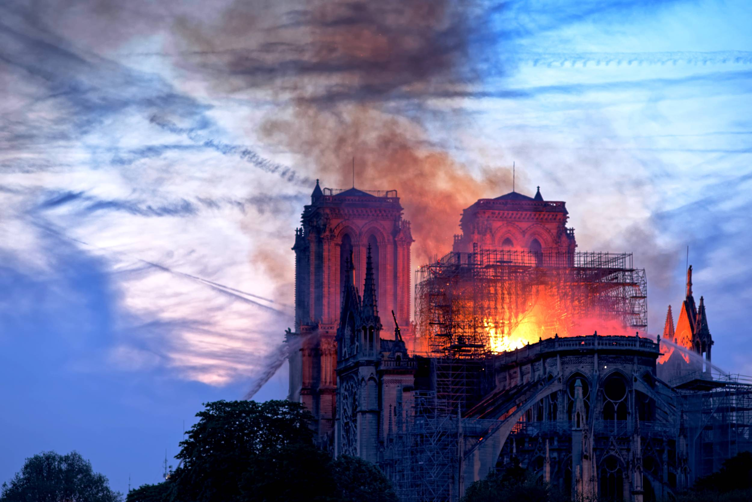 Cathedrale Notre-Dame de Paris © Olivier Mabelly