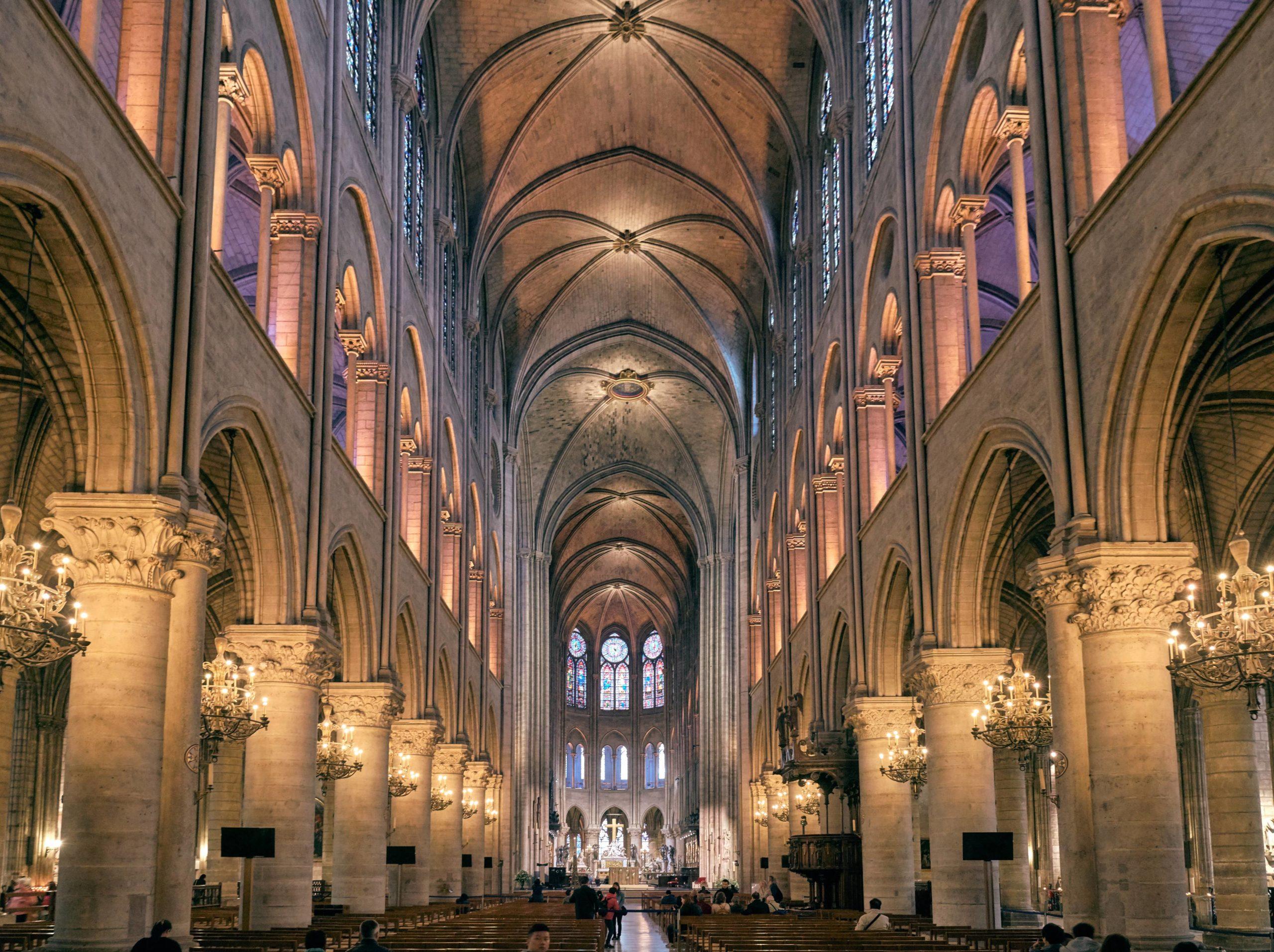 Cathedrale Notre-Dame de Paris © Pedro Szekely