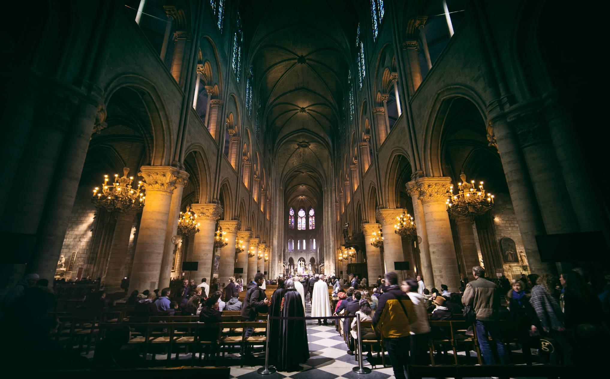 Cathedrale Notre-Dame de Paris © Steven Gitter