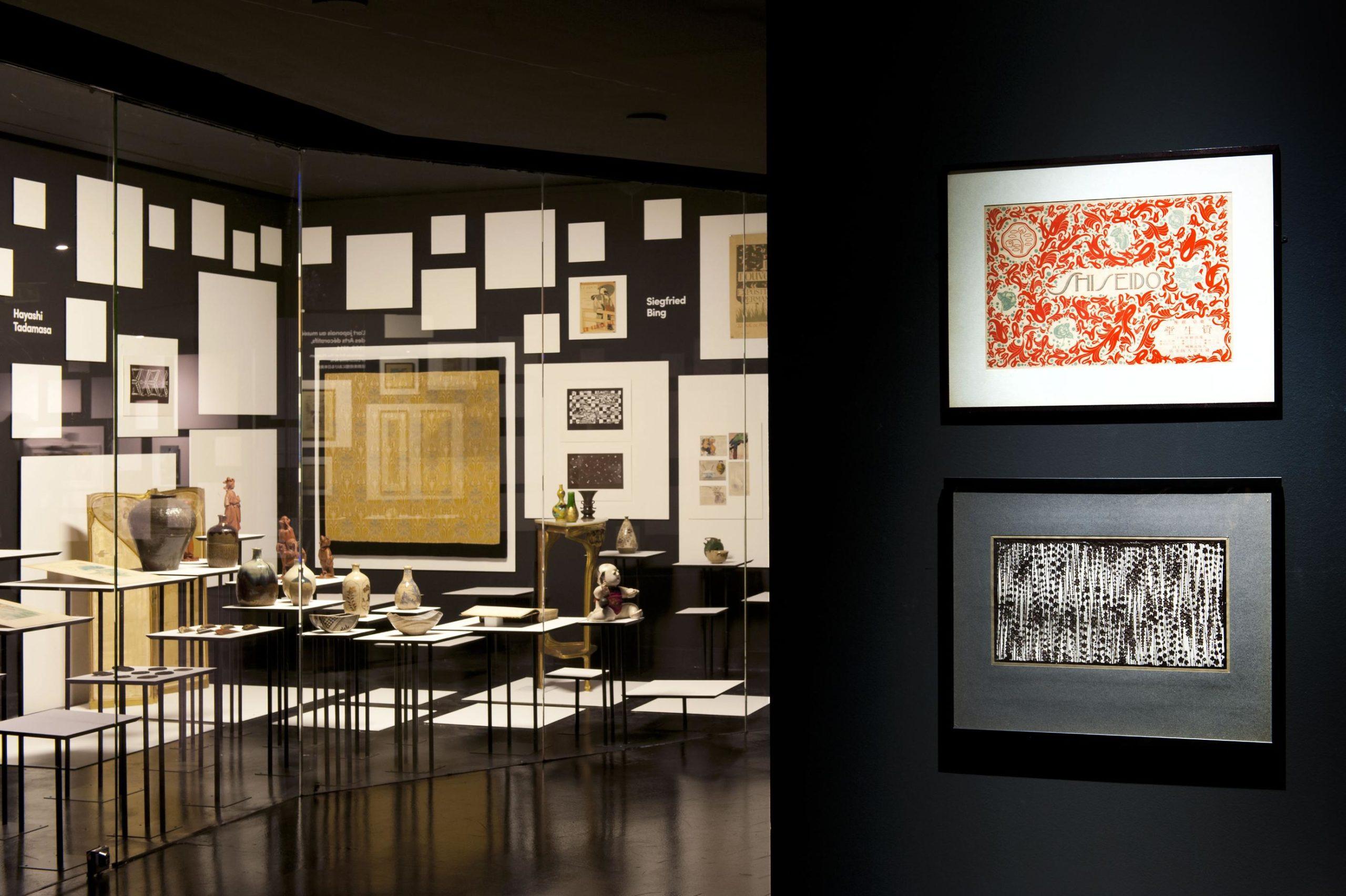 Exposition Japan Japonismes au MAD © Graziella Antonini