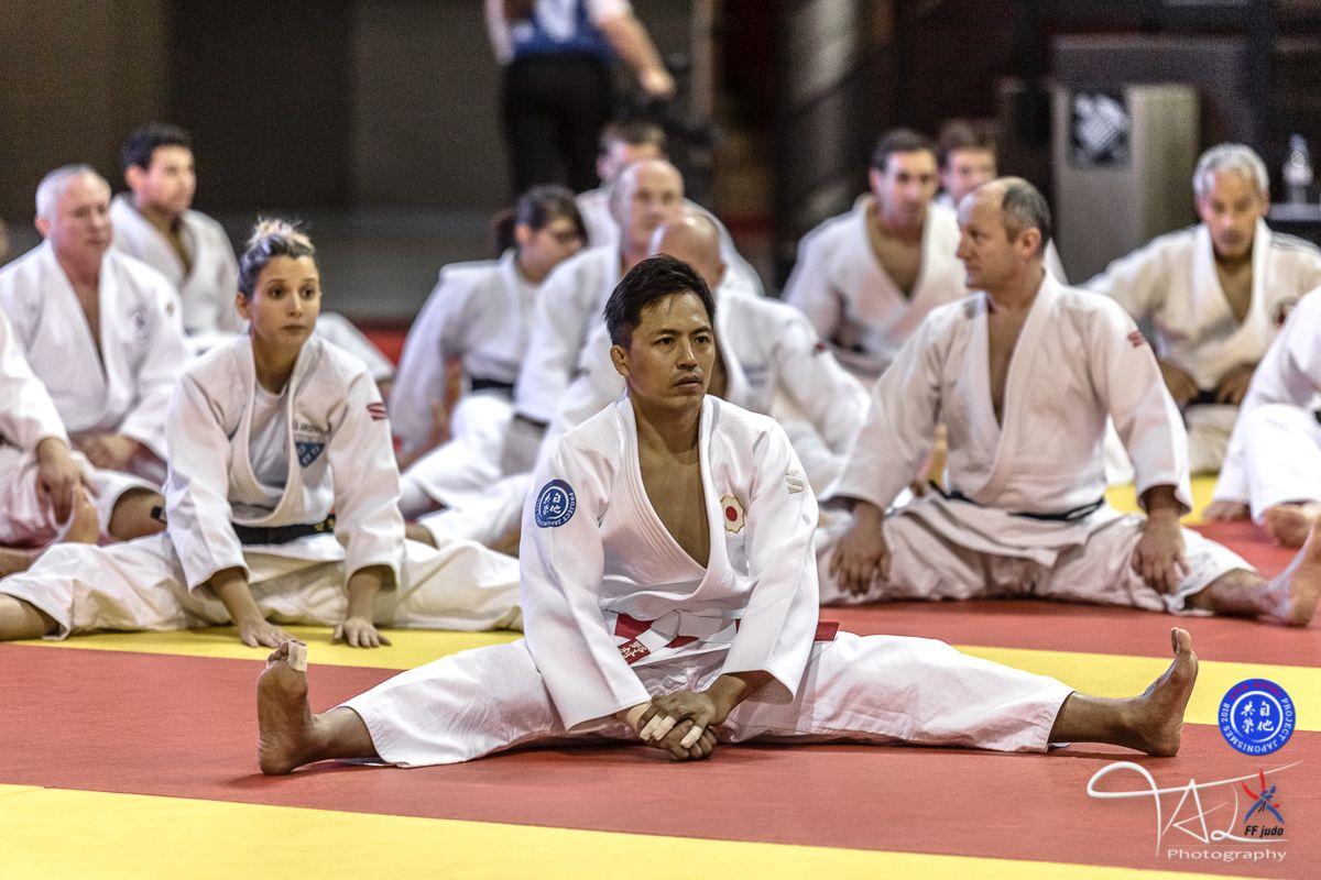 Fédération française de Judo avec Japonismes 2018
