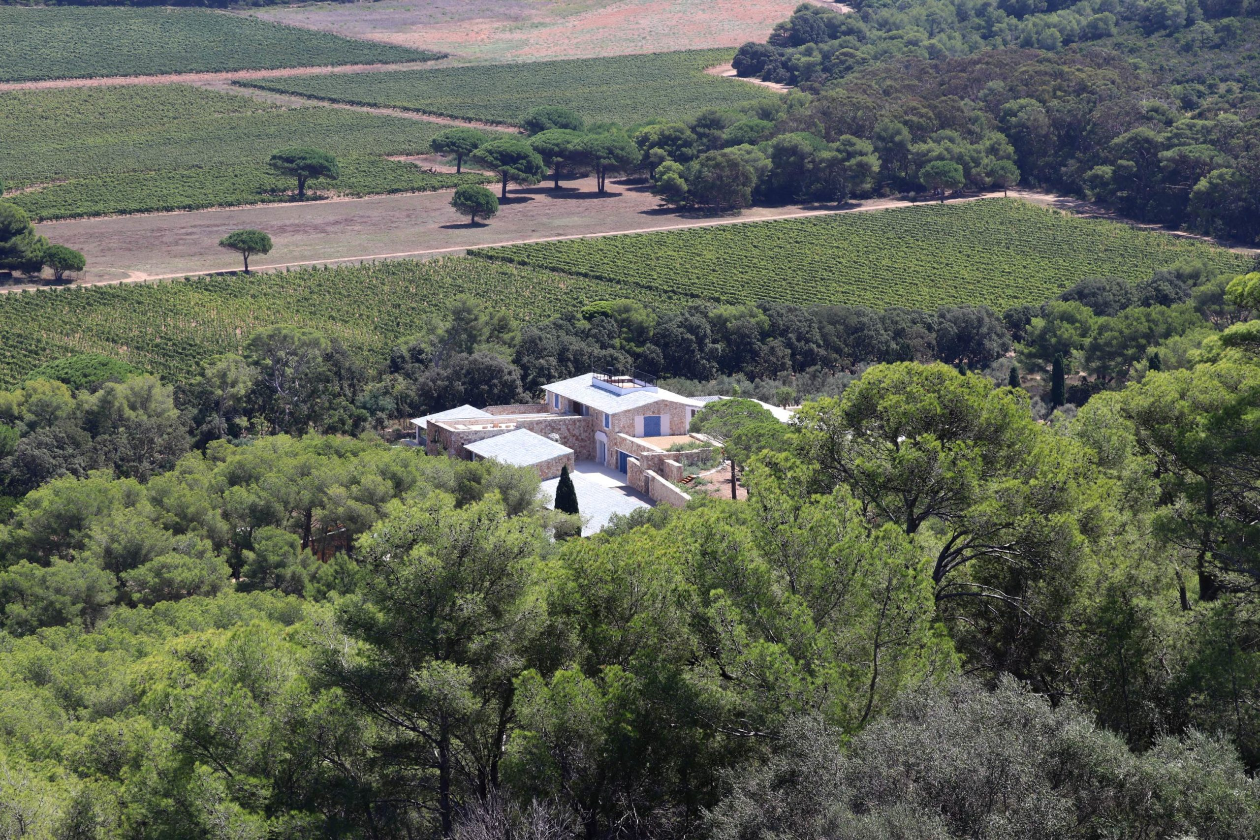 Fondation Carmignac, Porquerolles © CLAD / THE FARM