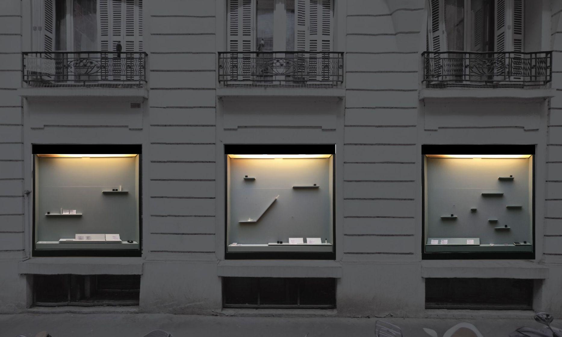 Galerie Poggi, Wesley Meuris, A l'Enseigne