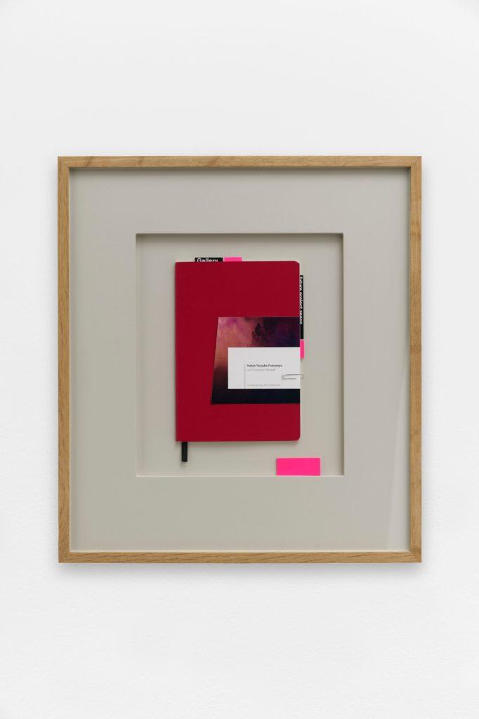 Galerie Poggi, Wesley Meuris, A l'Enseigne © Aurélien Molle