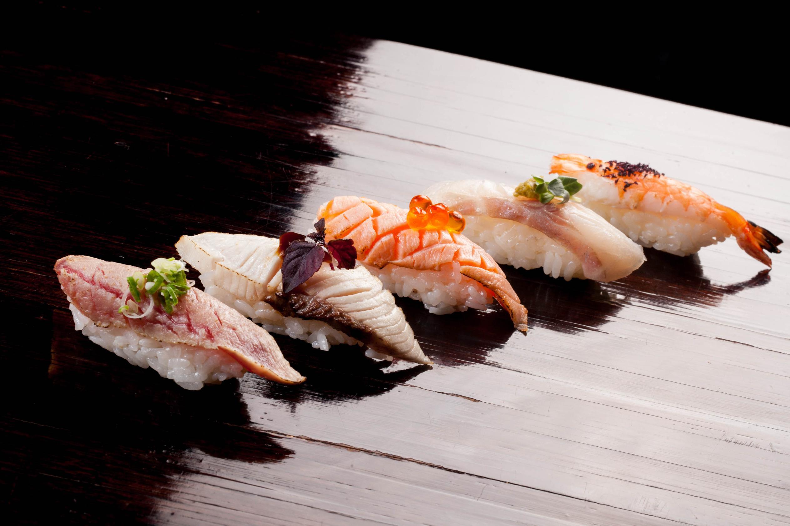 Gastronomie japonaise au Boudha Bar