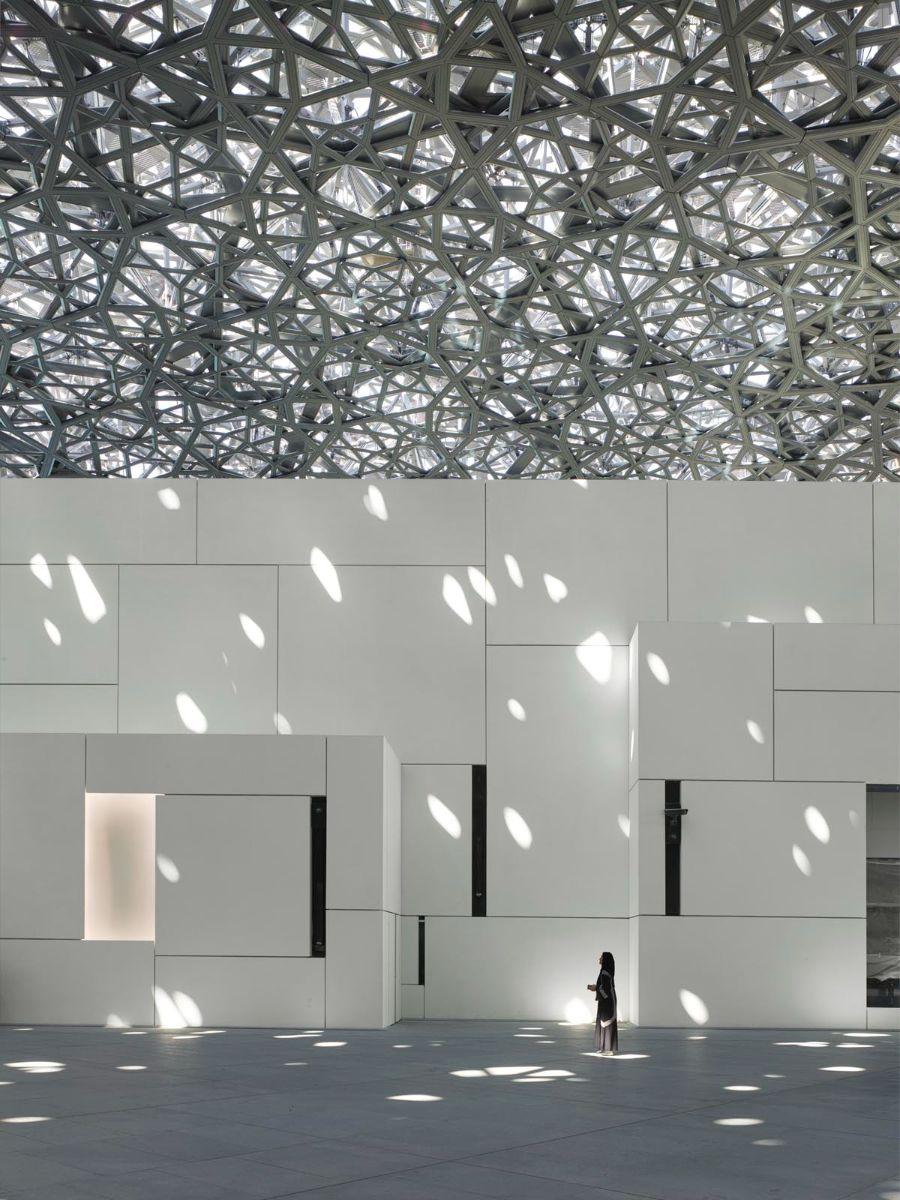 Louvre Abu Dhabi Ateliers Jean Nouvel The Farm © Roland Halbe