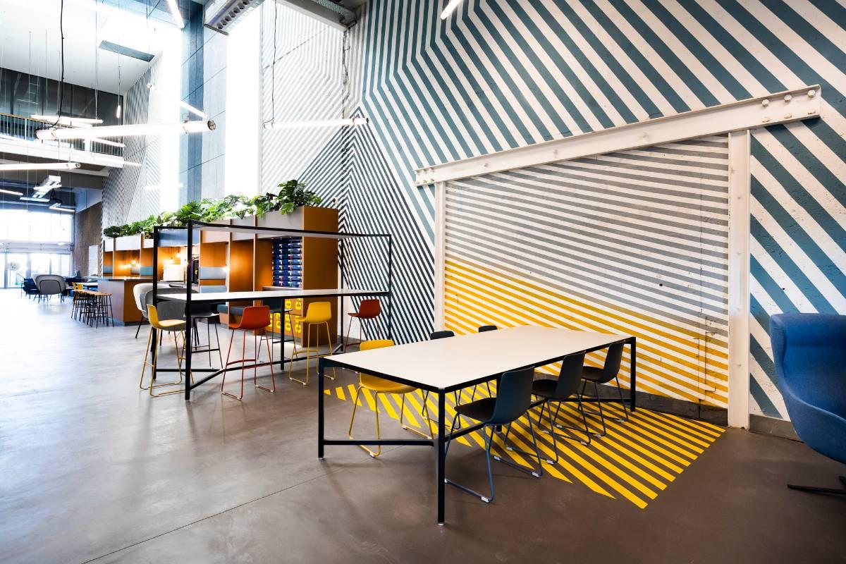 LxOne, Expansion, 2020 (Cité Numérique, Bordeaux, Covivio, Alexandre Chemetoff (architecture) et Cocorico (architecture intérieure © Olivier Ouadah
