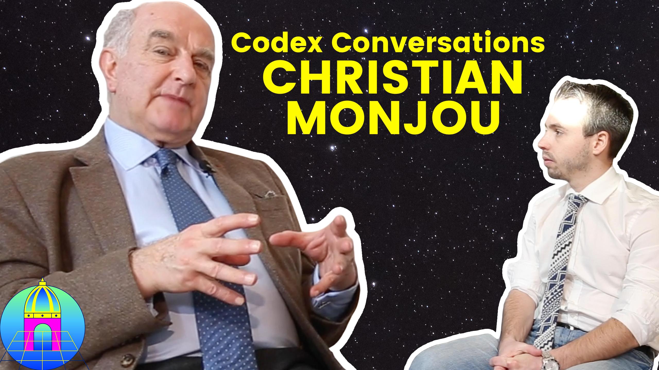 CODEX CONVERSATIONS 04 ✖️ CHRISTIAN MONJOU