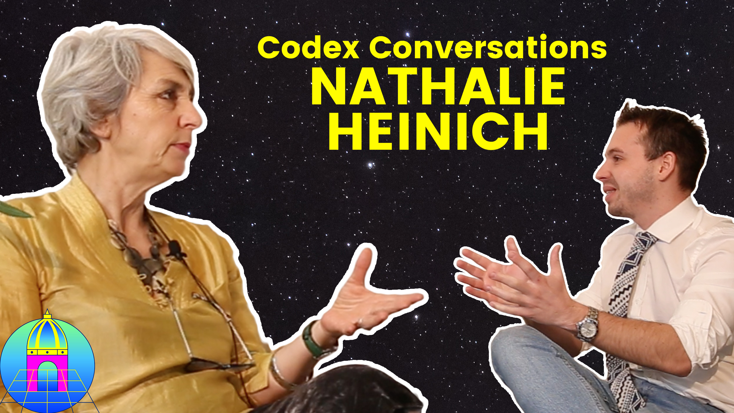 CODEX CONVERSATIONS 03 ✖️ NATHALIE HEINICH