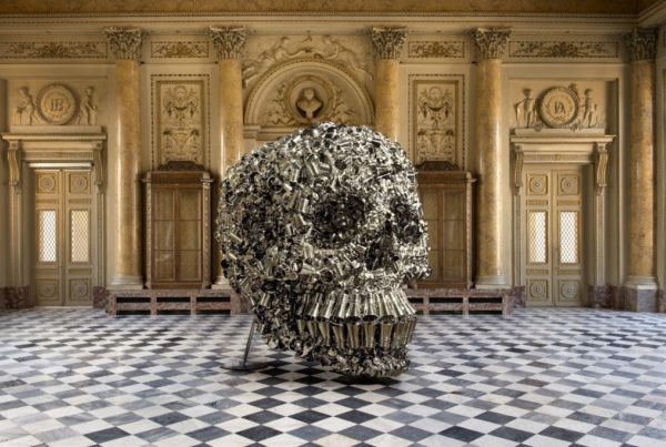 Monnaie de Paris, Subodh Gupta, 2018 © Monnaie de Paris / via Claudine Colin Communication