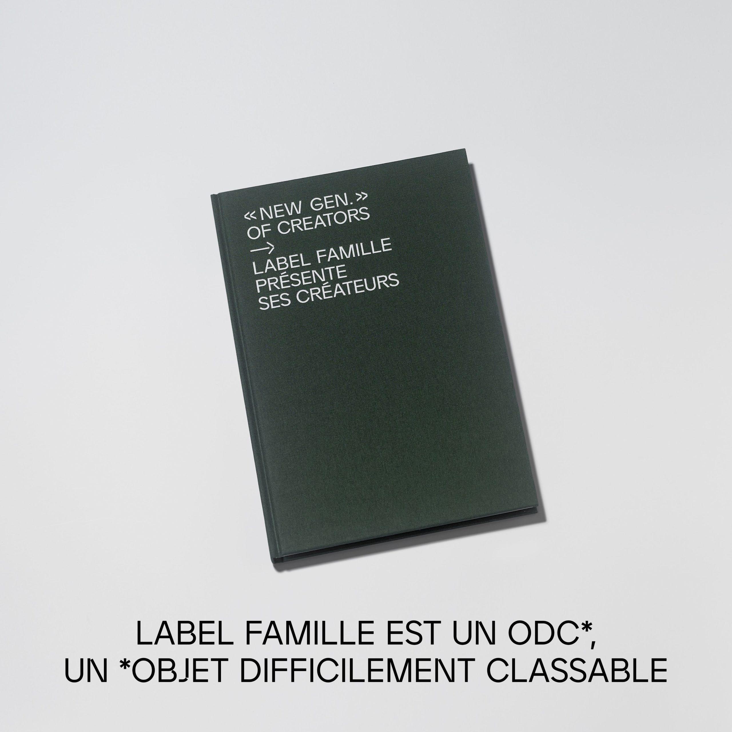 New gen of creators © Label Famille