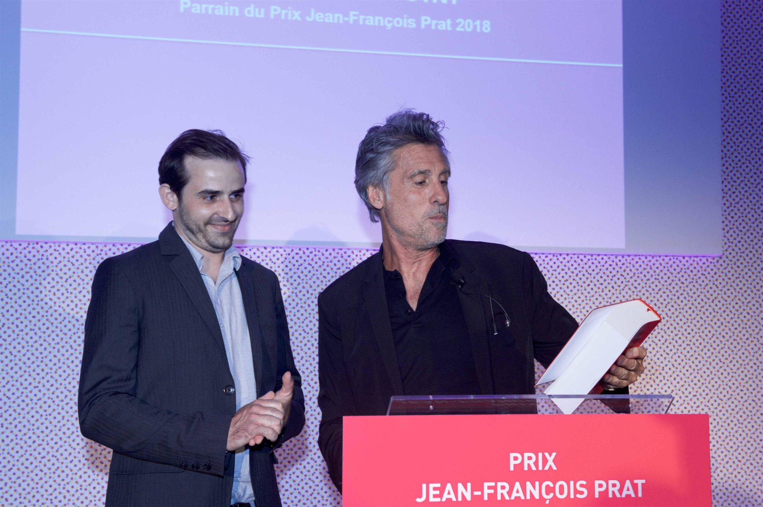 Prix Jean-François Prat 2018 Prix Jean-François Prat 2018 © Fondation Bredin Prat