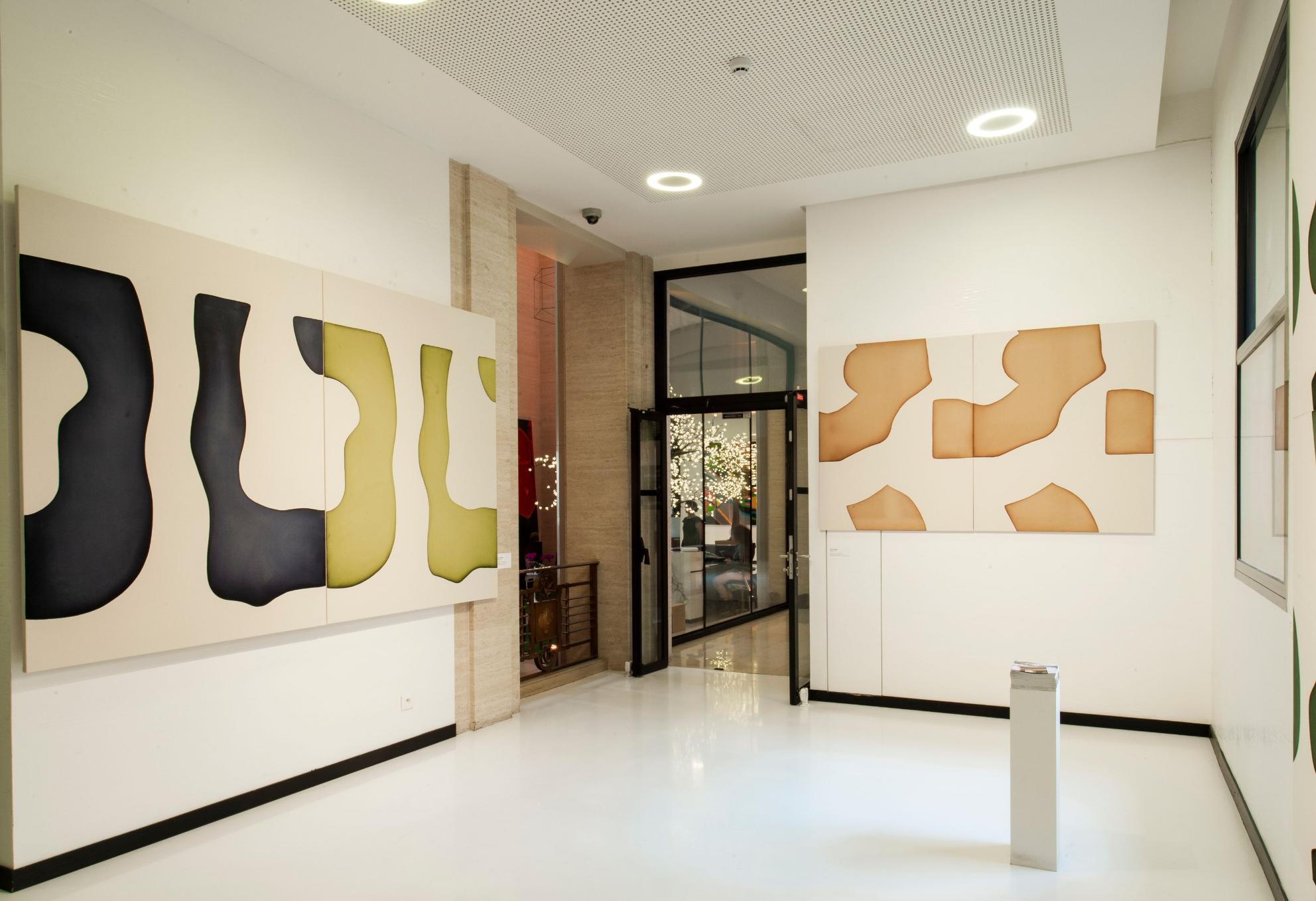 Prix Jean-François Prat 2019 - Landon Metz © Fondation Bredin Prat
