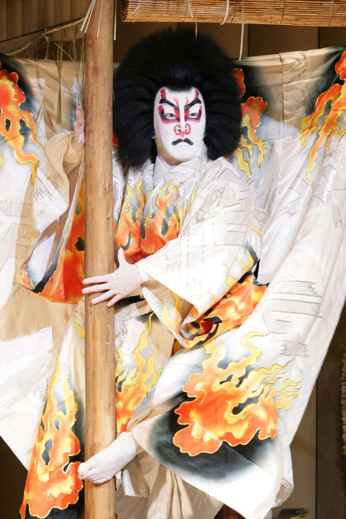 Shochiku Grand Kabuki à Chaillot