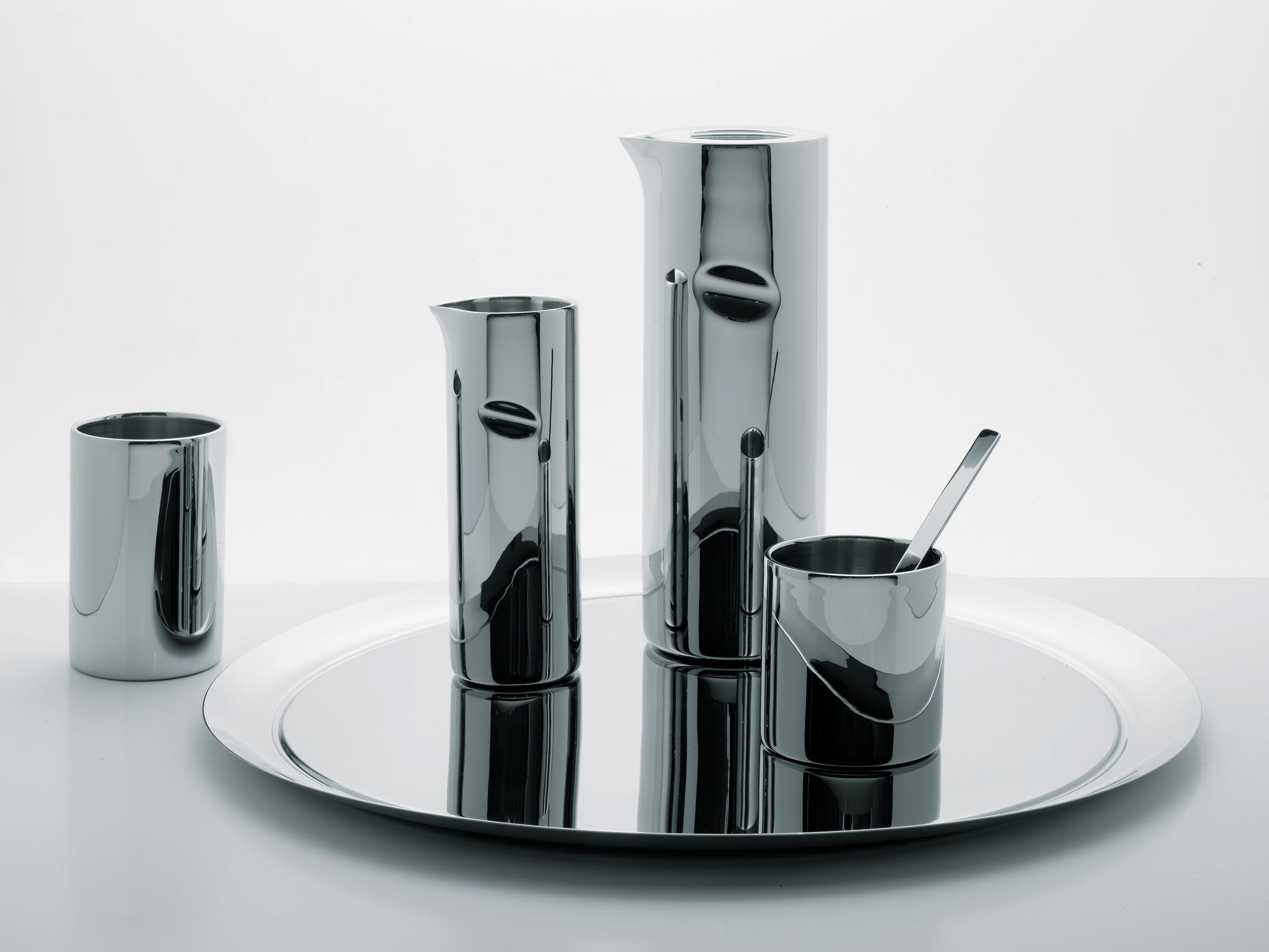 Tea coffee tower, Jean Nouvel Design © Alessi