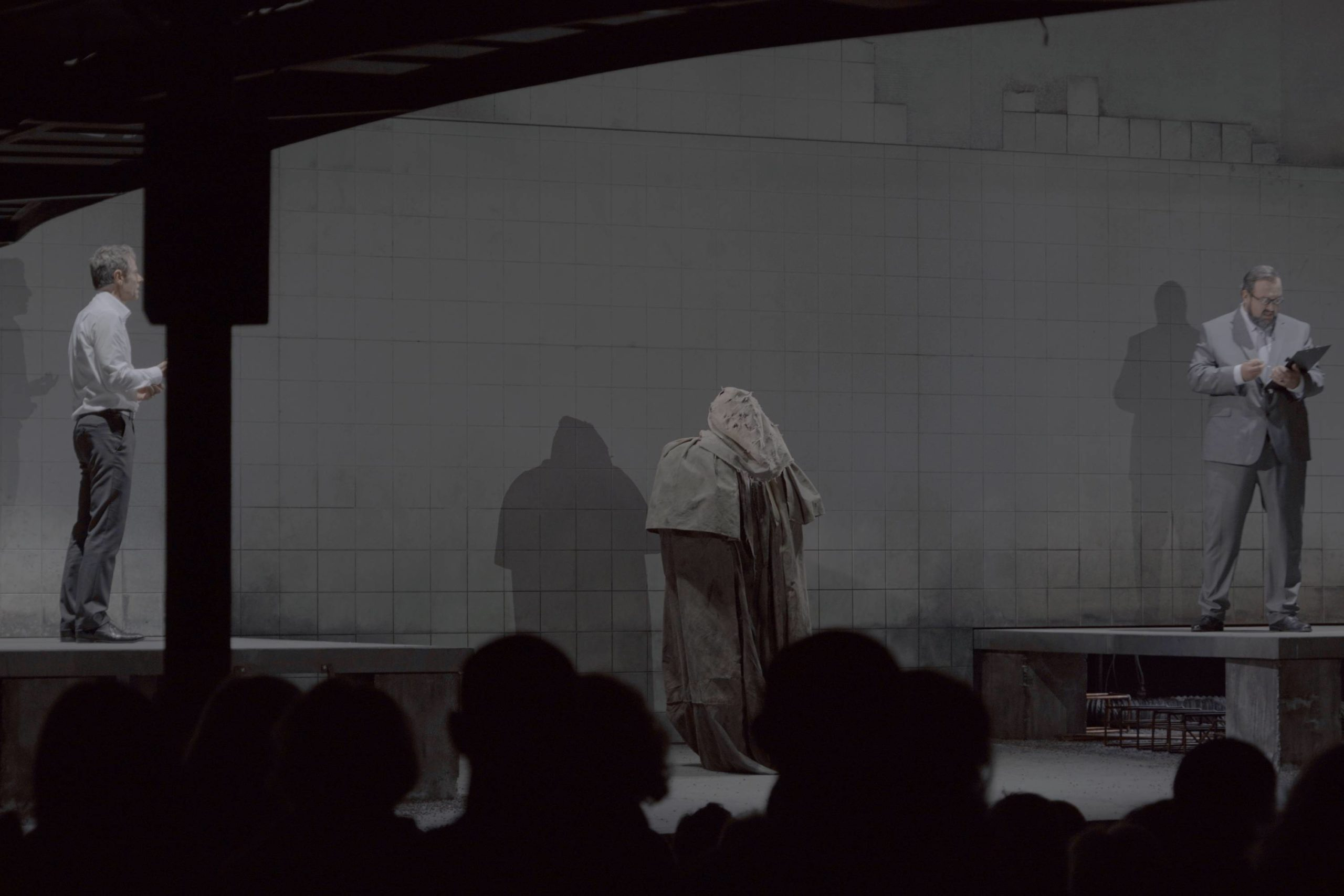 Pièce Elephant Man, 2019 © Loma Réalisation
