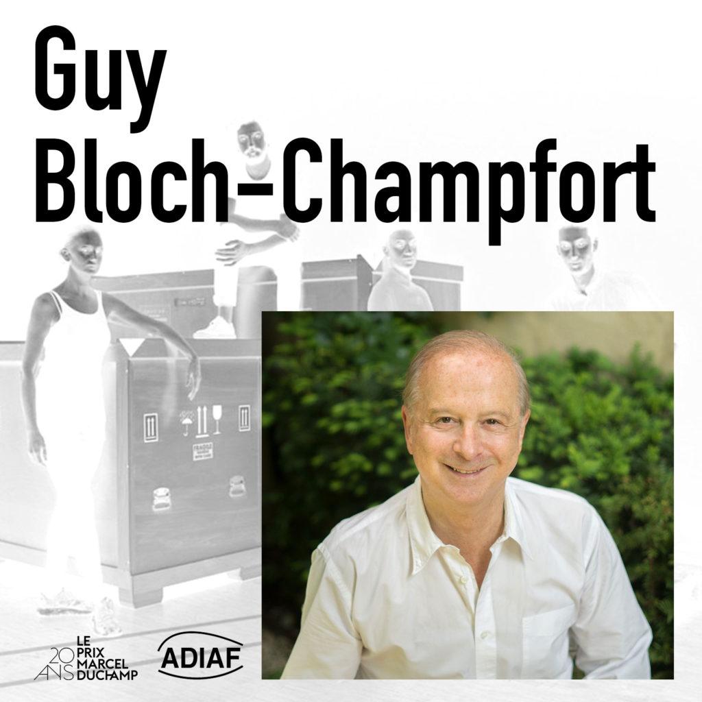 ADIAF 3 Guy BLOCH CHAMPFORT