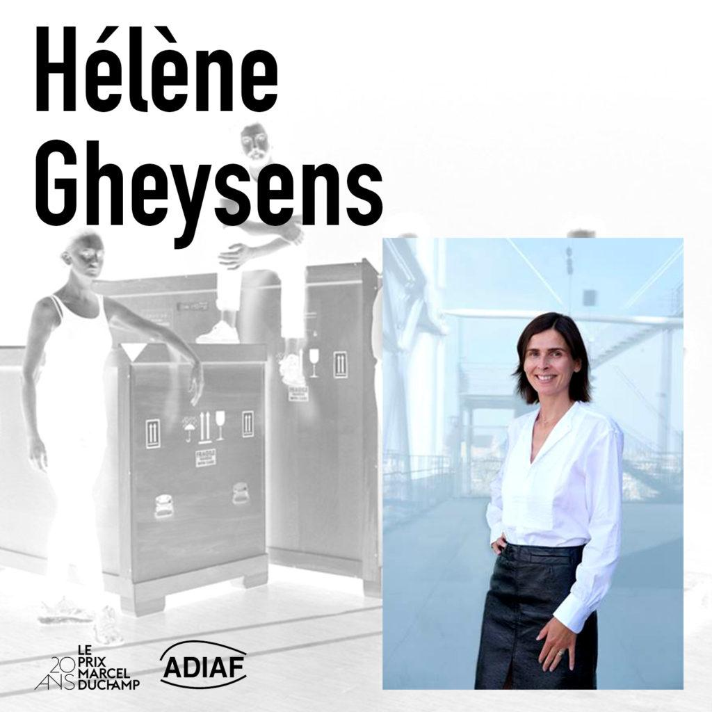 ADIAF 5 Hélène GHEYSENS
