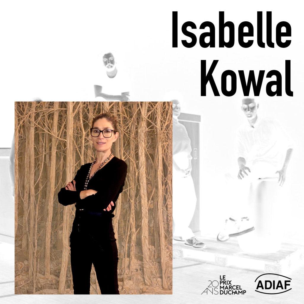ADIAF 8 Isabelle KOWALL