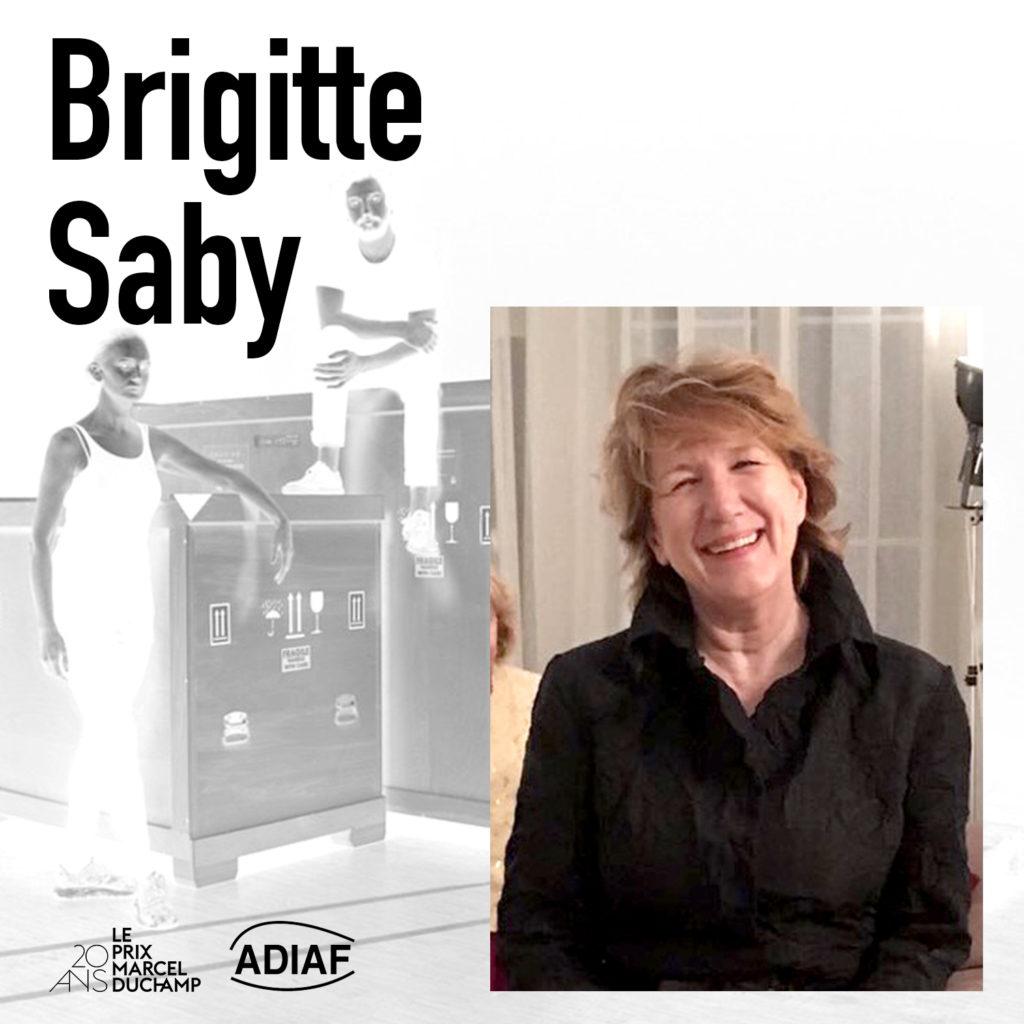 ADIAF 9 Brigitte SABY
