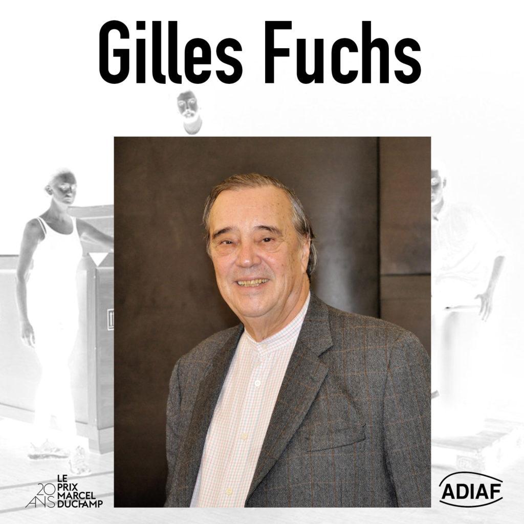 ADIAF Gilles Fuchs