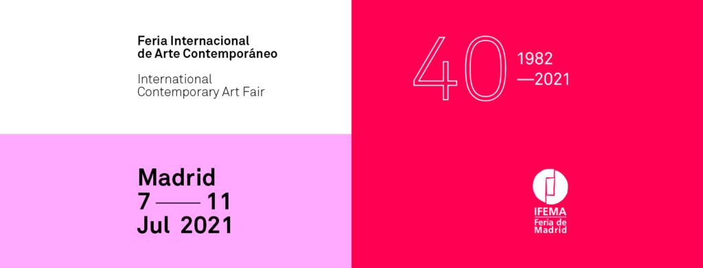 ARCO Madrid 2021 Galerie Poggi