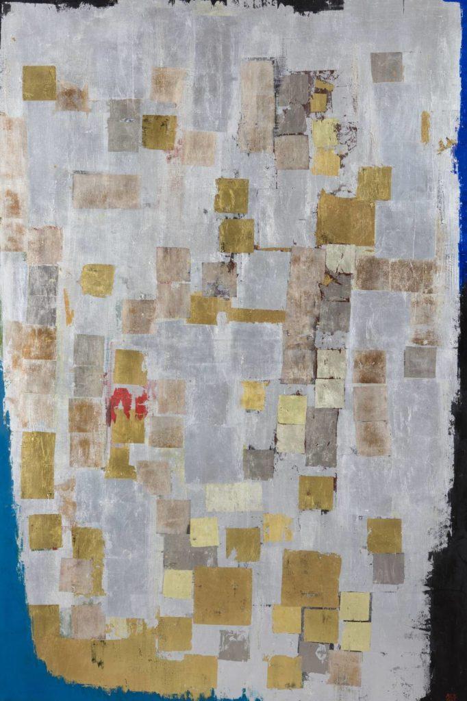 Anna-Eva Bergman, N°12, 1962, Courtesy - Galerie Poggi