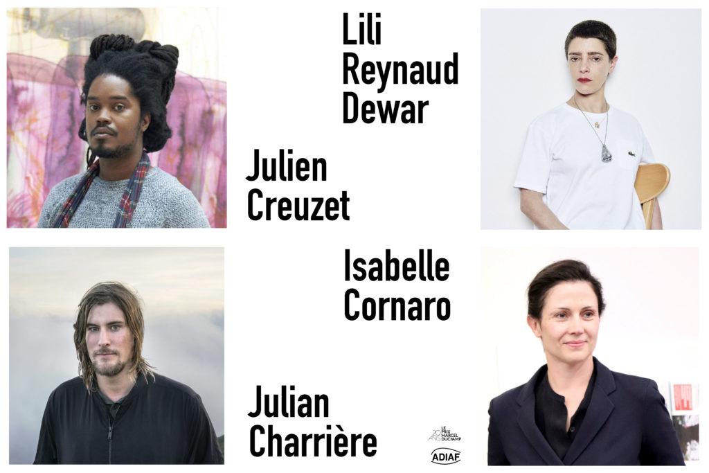Artistes nommés au Prix Marcel Duchamp 2021 THE FARM