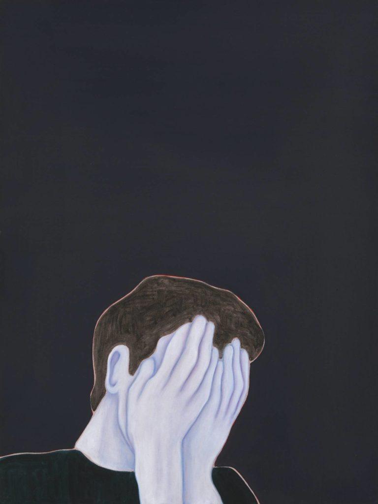 Djamel Tatah, Sans titre, 2016, Courtesy - Galerie Poggi