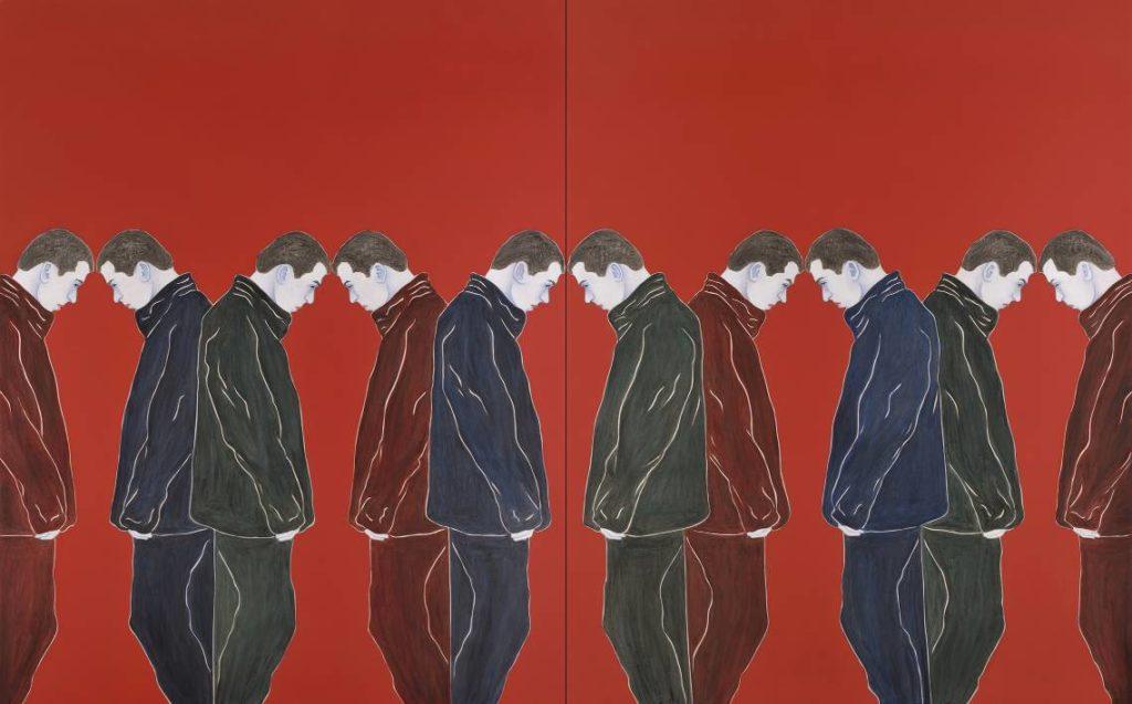 Djamel Tatah, Sans titre, 2016, Courtesy - Galerie Poggi (3)