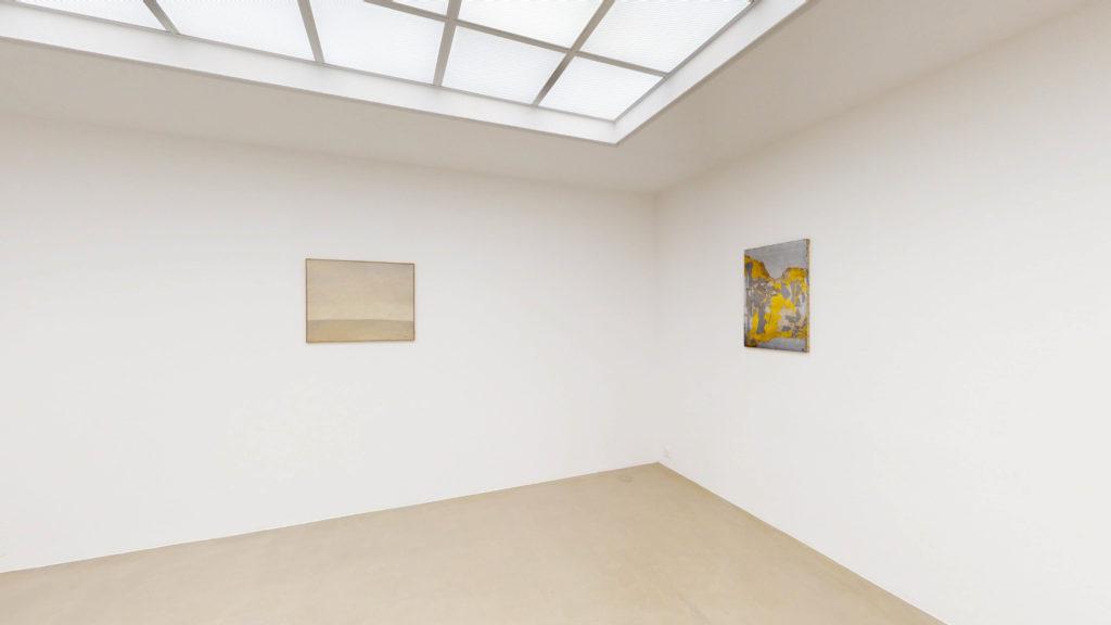 Galerie Poggi, Anna-Eva Bergman : Vera Pagava, L'Horizon de l'Abstraction © CLAD / THE FARM