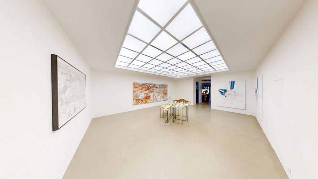 Galerie Poggi, Larissa Fassler, Ground Control © CLAD / THE FARM 3
