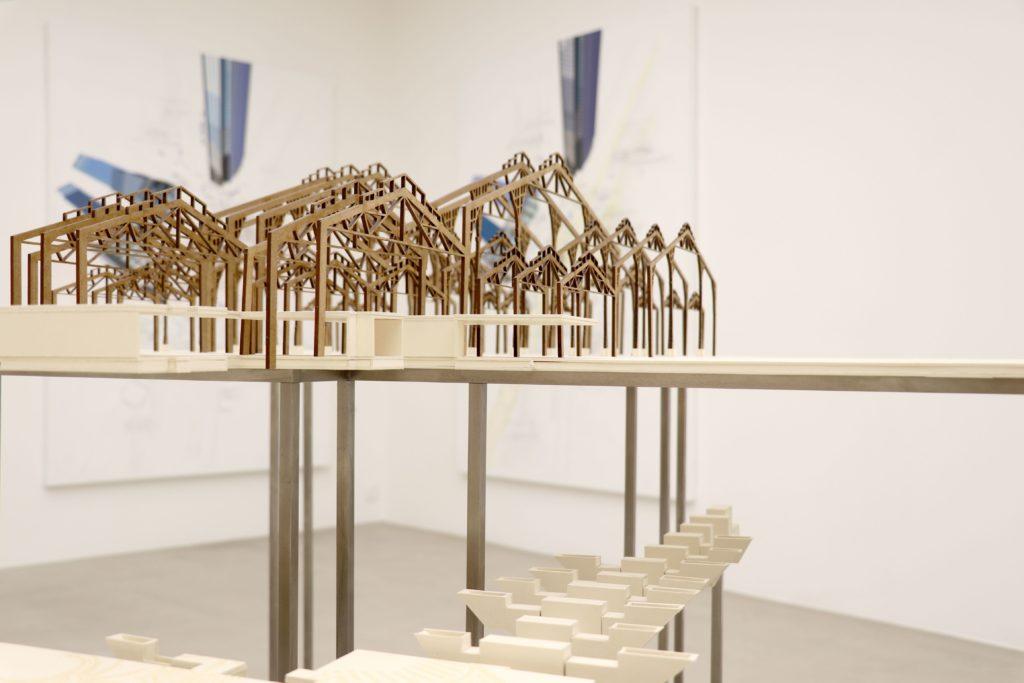 Larissa Fassler Gare du Nord (sculpture), 2020 © CLAD / THE FARM