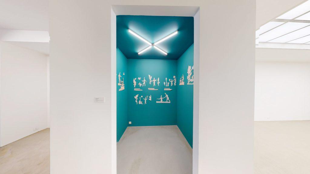Hommage à Yona Friedman, Galerie Poggi © CLAD / THE FARM