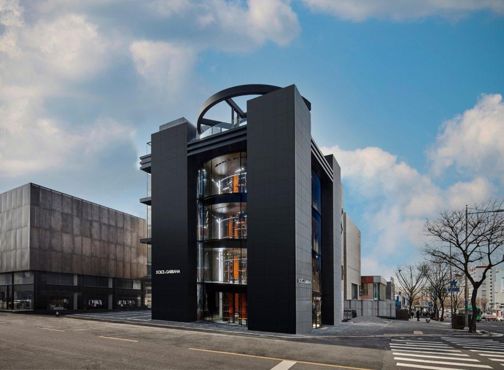 ©Dolce&Gabbana. Ateliers Jean Nouvel. Jean Nouvel Design. 2021
