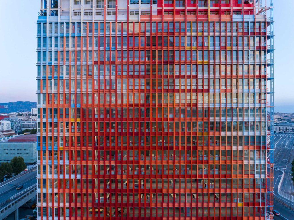 Ateliers Jean Nouvel, Tour La Marseillaise © We are content(s)